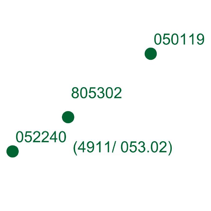 Die Grafik zeigt einen Ausschnitt aus dem WMS-Dienst  AP-Nachweis nach 33.1.6 ErhE .