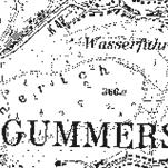 Die Grafik zeigt einen Ausschnitt aus den Topografische Karte
